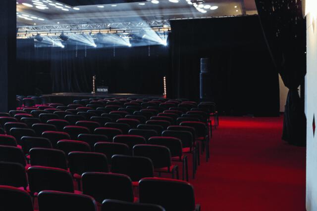 photo de salle de spectacle