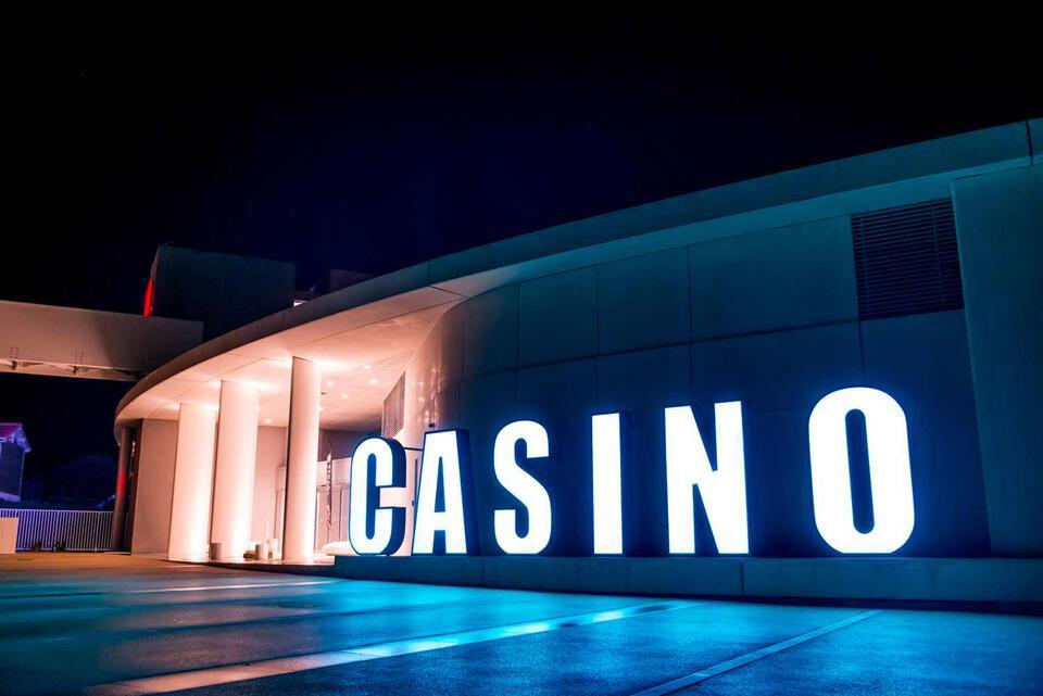 photo du casino